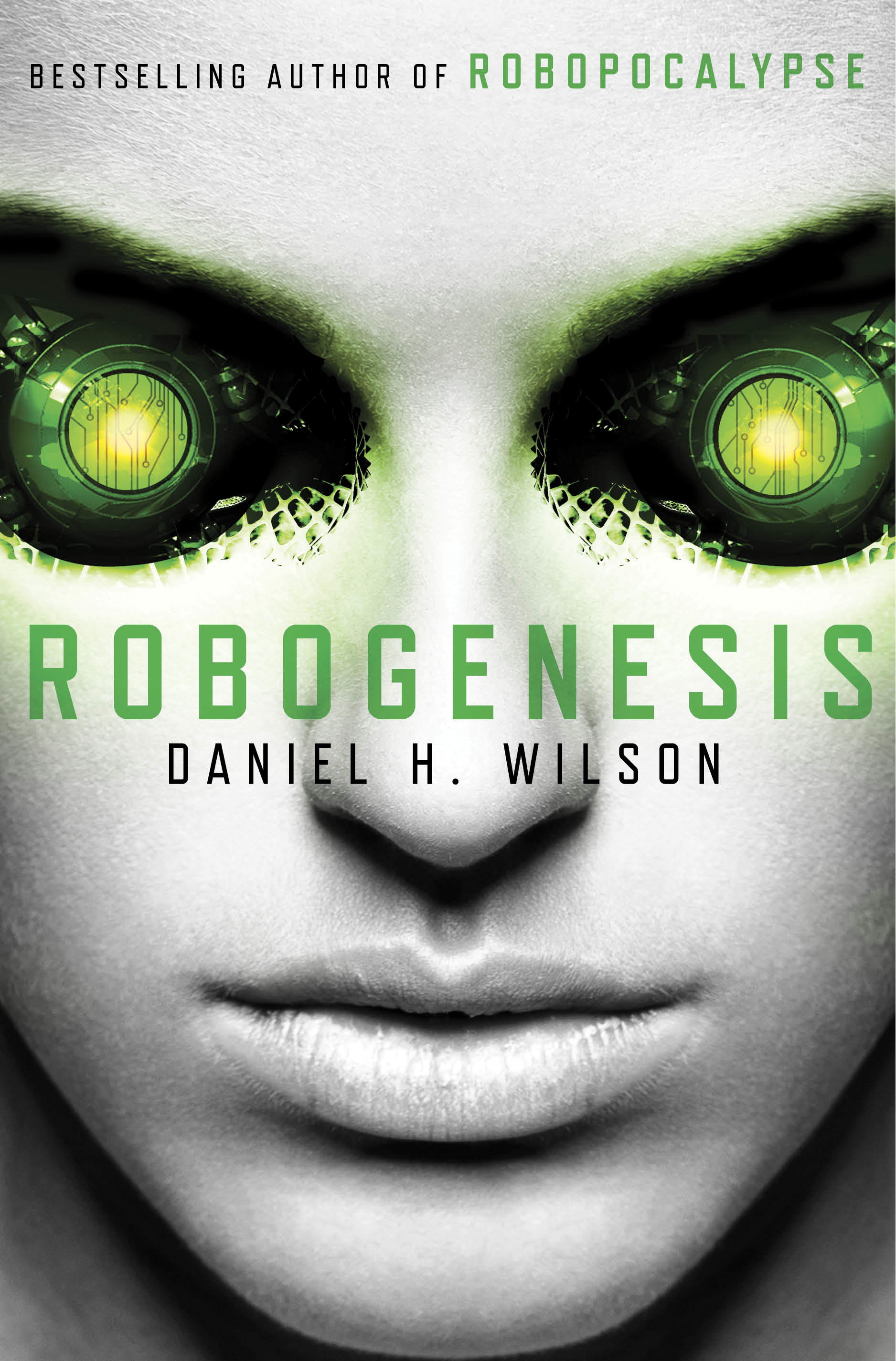 Daniel H. Wilson is the author of Robogenesis, standalone sequel to the bestselling Robopocalypse. Both novels explore a post-singularity world in which humankind struggles to survive as titanic AIs wage war on a colossal scale.