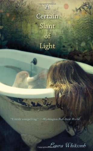 """Laura Whitcomb's A Certain Slant of Light was a Barnes and Noble """"Discover Great New Writers"""" selection. In the class of the high school English teacher she has been haunting, Helen feels them: For the first time in 130 years, human eyes are looking at her. They belong to a boy, a boy who has not seemed remarkable until now. And Helen--terrified, but intrigued--is drawn to him. The fact that he is in a body and she is not presents this unlikely couple with their first challenge. But as the lovers struggle to find a way to be together, they begin to discover the secrets of their former lives and of the young people they come to possess."""