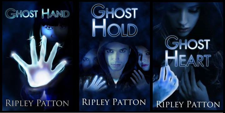 Ripley Patton's PSS Chronicles Series is not peopled with your typical YA werewolves and vampires. In her books she creates a paranormal birth defect so substantial readers often Google it, thinking it's real. In the vein of Neal Shusterman'sUnwindor Lisa McMann'sWakeseries, Patton explores the life and misadventures of Olivia Black, a girl born with an ethereal hand that can pick-pocket people's psyches. Books in the series so far include,Ghost Hand,Ghost Hold, andGhost Heart (releasing August 2014),with a fourth book slated for release in 2015.