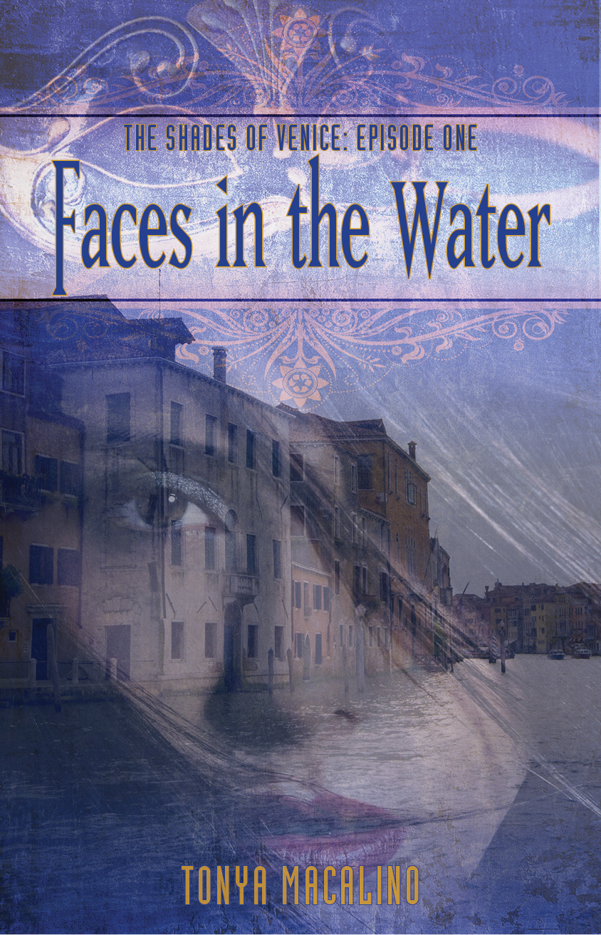 Tonya Macalino is the author of national award-winning urban fantasy thriller, FACES IN THE WATER, episode one of THE SHADES OF VENICE SERIES, combining the mythic surrealism of Pan's Labyrinth with the thrill ride that is Lara Croft: Tomb Raider. The legends of Venice awaken. Run, Alyse. Run.
