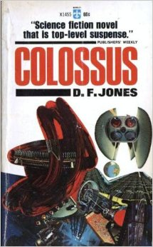 Colossus by D.F. Jones